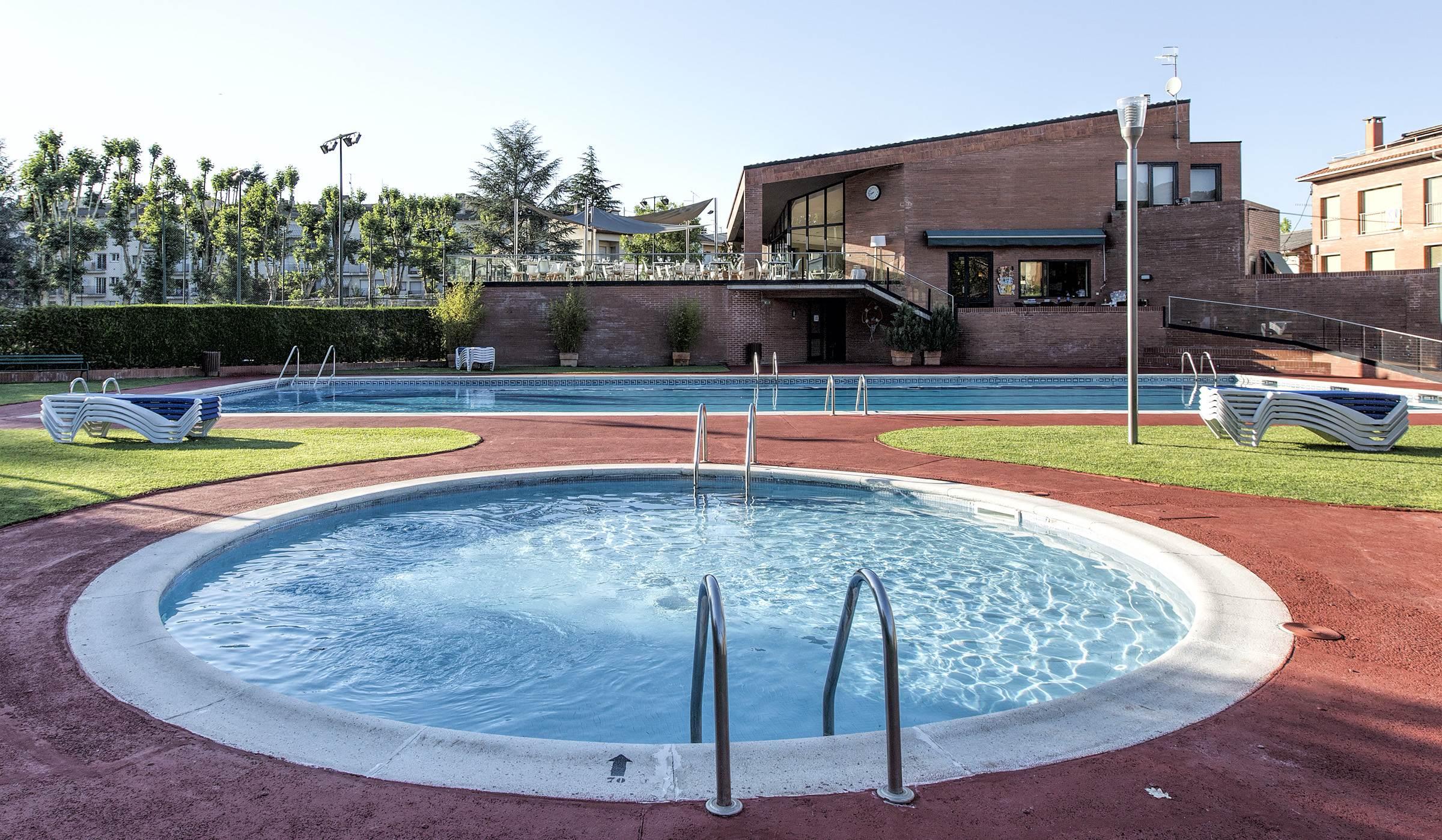 piscina petita